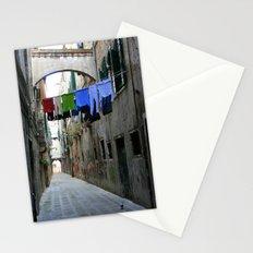 Venice Alley Stationery Cards