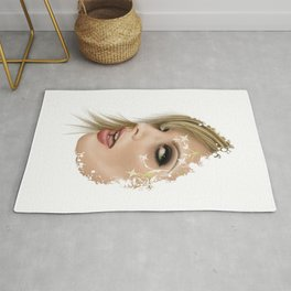 Lips of Lust Rug