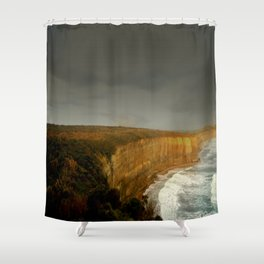 South Coast Australia Shower Curtain