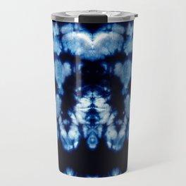 Tie-Dye Shibori Neue Travel Mug