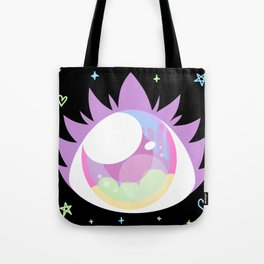 Pastel Cyclops Tote Bag