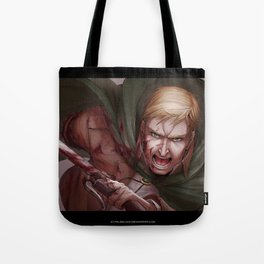Shingeki no Kyojin - Erwin Smith Tote Bag