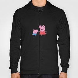 Peppa Pig and George Pig Hoody