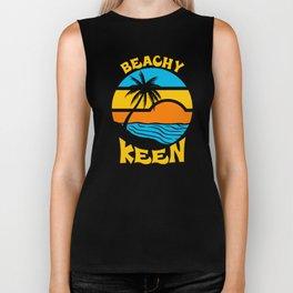 Beachy Keen Biker Tank