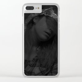 Heroin Chic II Clear iPhone Case