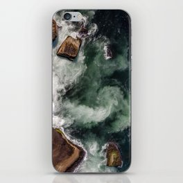 The Dynamics of Water iPhone Skin