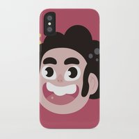 steven universe iPhone & iPod Cases featuring Steven  by HypersVE