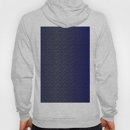 Binary Blue Hoody