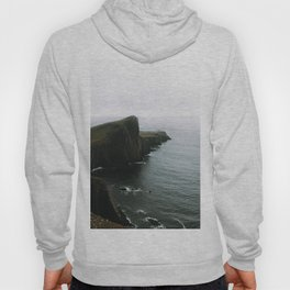 Neist Point Lighthouse II - Landscape Photography Hoody