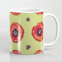 firefly Mugs featuring Firefly by Cailee Corbett
