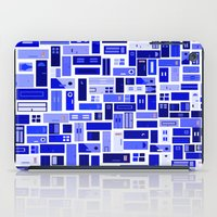 doors iPad Cases featuring Doors - Blues by Finlay McNevin
