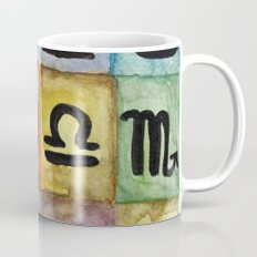 Watercolor - WHAT'S YOUR SIGN Coffee Mug
