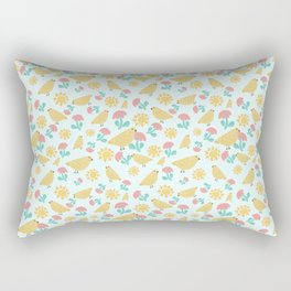 Little Birdie Rectangular Pillow