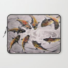 9 Koi Laptop Sleeve