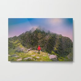 Carrauntoohil | Kerry | Ireland Metal Print