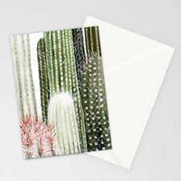 Circular Cacti Stationery Cards