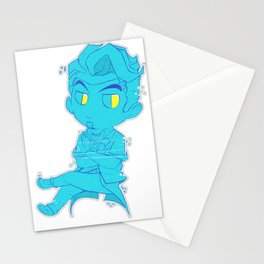 AI HANDSOME JACK Stationery Cards