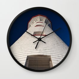 Point Prim Lighthouse Wall Clock