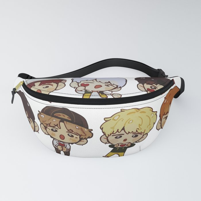 Members_of_Bangtan_Boys_BTS_Fanny_Pack_by_Porries_studio__One_Size__fits_23_to_52_around_