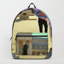 Thinking Of View Backpack