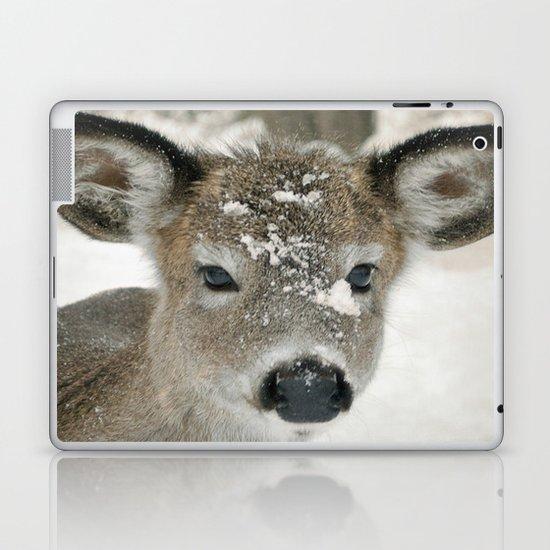 Snow Baby Laptop & iPad Skin