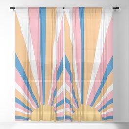 Sunbeam Sheer Curtain