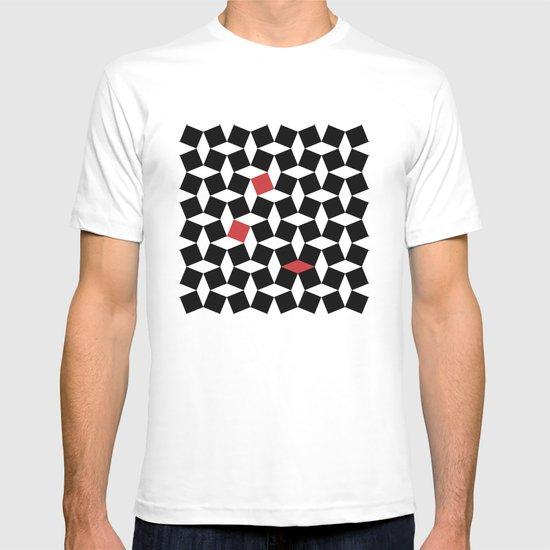 El Batha Pattern T-shirt