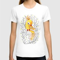 freeminds T-shirts featuring Magic Canary by Freeminds