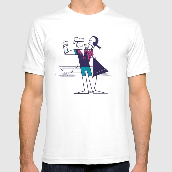 We will sail away T-shirt