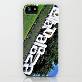 lollapalooza iPhone Case