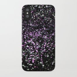 Dark & Sparkly iPhone Case