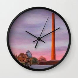 Teenage Dirtbag Wall Clock