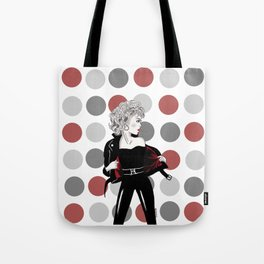 Tell me about it, stud Tote Bag