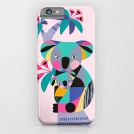 Baby Koala iPhone Case