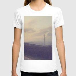 Fogy misty hills T-shirt