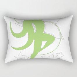 OOLA'S DANCE ACADEMY TANK TOP Rectangular Pillow