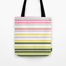 Calm Layers of Pastels Tote Bag