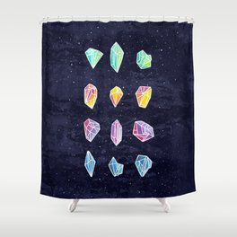 Moonchild Shower Curtain