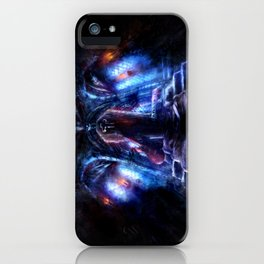 Castlevania: Vampire Variations- Dracula iPhone Case