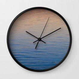 Layered Love Wall Clock