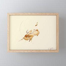 #coffeemonsters 500 Framed Mini Art Print