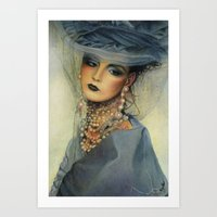 Beyda Art Print