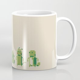 8-Bit Pokémon Coffee Mug