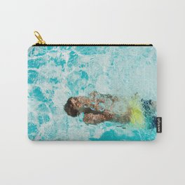 Underwater swimming Carry-All Pouch