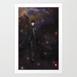 Abyssal Plain Art Print