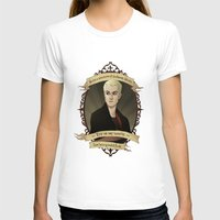 buffy the vampire slayer T-shirts featuring Spike - Buffy the Vampire Slayer/Angel by muin+staers