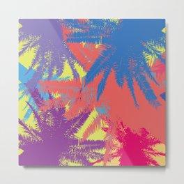 Palm tree C  Metal Print