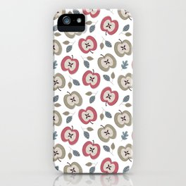 Apples fall iPhone Case