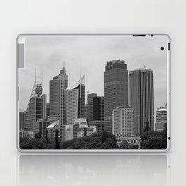 Retro Skyline Laptop & iPad Skin