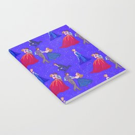 The Princess and the Con Man Notebook